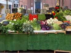 market stall bethnal green