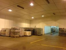 Distribution Centre Cleans Devon