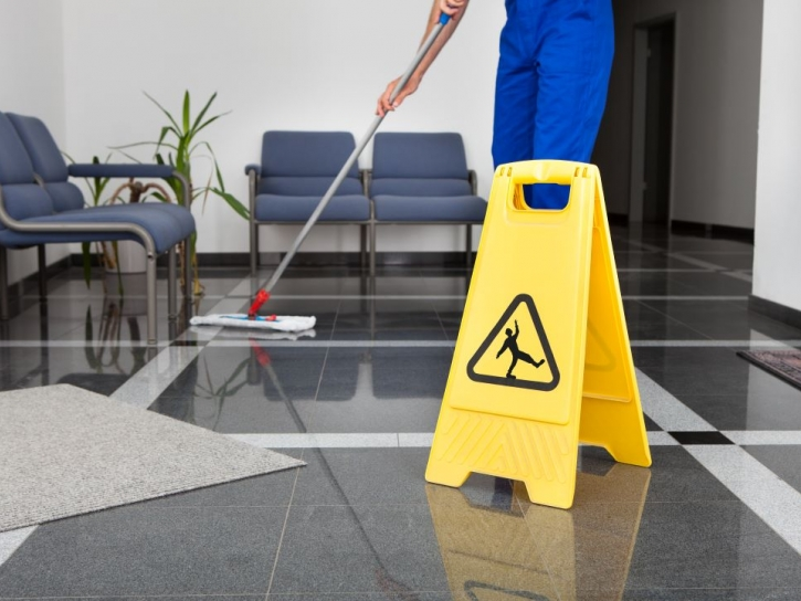 commercial cleaning company Dorchester
