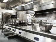Catering Kitchen Clean in Swindon