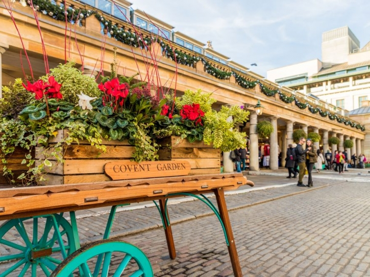 COVENT GARDEN cleaning services location