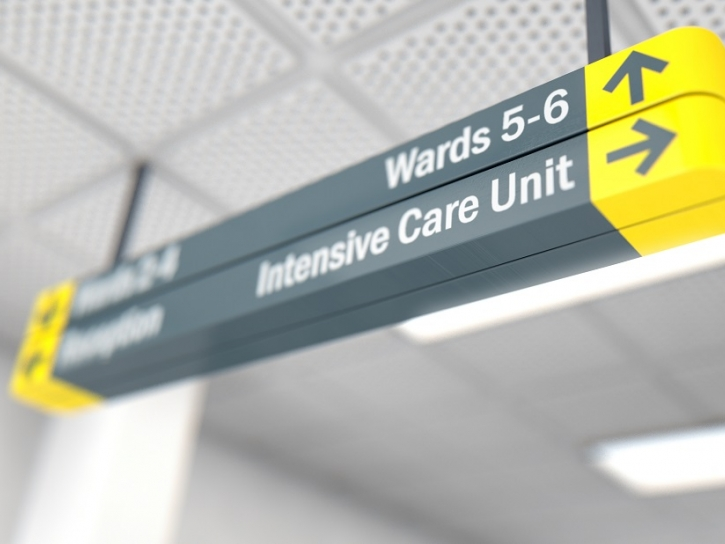 deep cleans to hospital wards