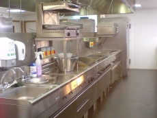 Commercial Kitchen Cleaning in Cornwall