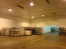 Distribution Depot Clean