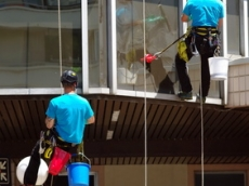 Window cleaning in Blackheath