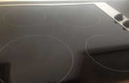 cooker hob post-clean