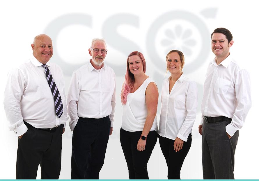 The CSG Management Team