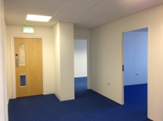 Refurbishment Clean to Offices in Salisbury