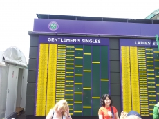 wimbledon event cleaning
